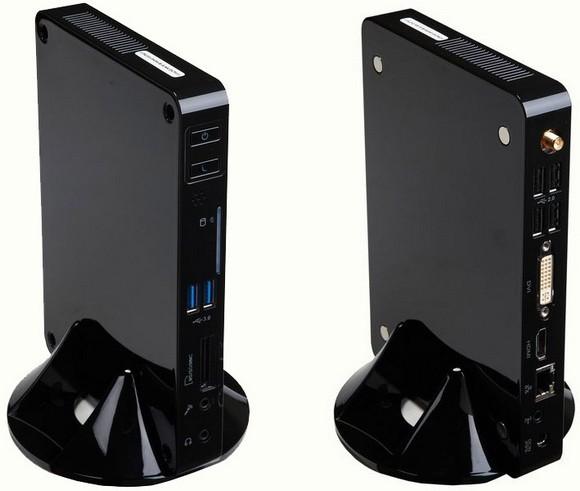 nT-A3500: мультимедиа-неттопы на AMD Фьюжн от Foxconn