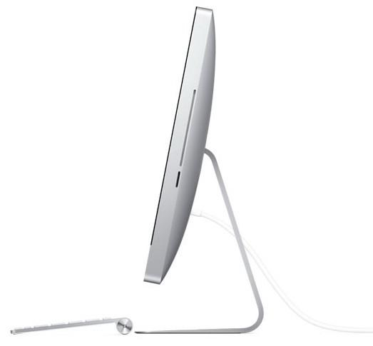 Новые четырёхъядерные Эпл iMac с Thunderbolt (ФОТО)