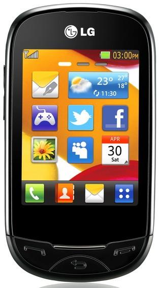 T500: подходящий жидкокристаллический телефонный аппарат на каждый случай от «ЭлДжи»