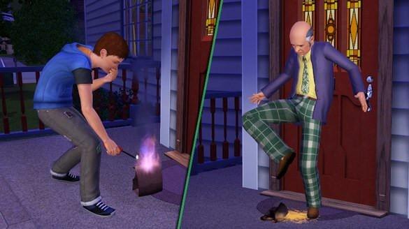 Все секреты «The Sims 3 Все возрасты» (ФОТО)