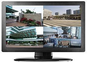 """STM-223: 22"""" FullHD дисплей для видеонаблюдения от Smartec"""