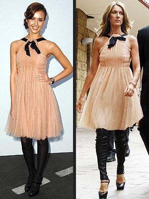 Купить это по весеннему свежее платье от Шанель смогут позволить себе...