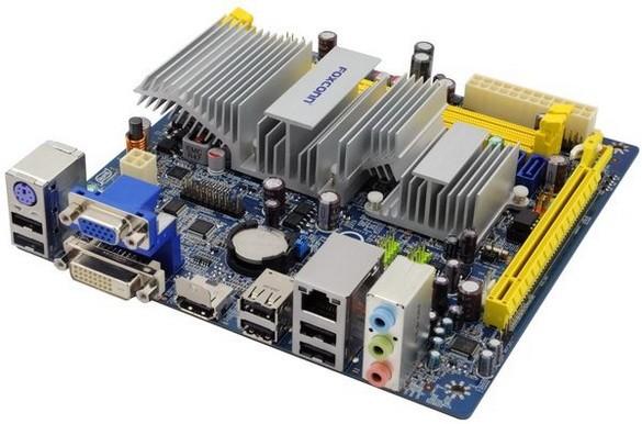 AHD1S-K: Mini-ITX оплата с AMD E-350 и инертным замораживанием