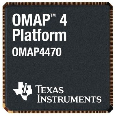 OMAP4470: технология на кристалле с 3D для Виндоус 8