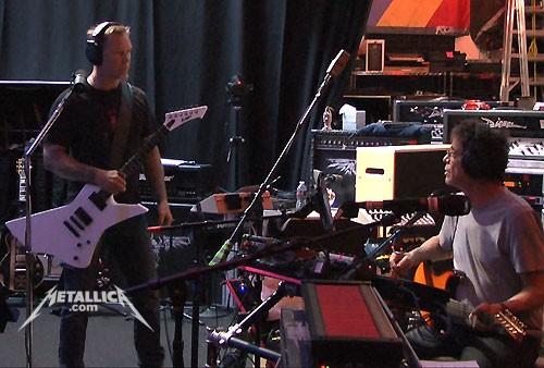Metallica и Lou Reed вписали общий альбом