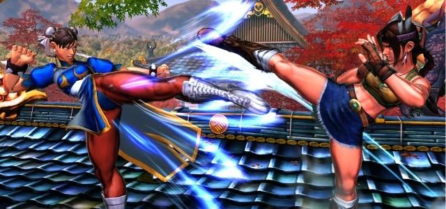 Игровой процесс Стрит Fighter X Tekken