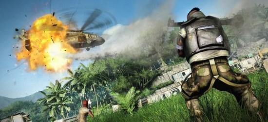 Консольные версии Far Cry 3