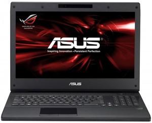 ASUS представит ядерный игровой компьютер G74