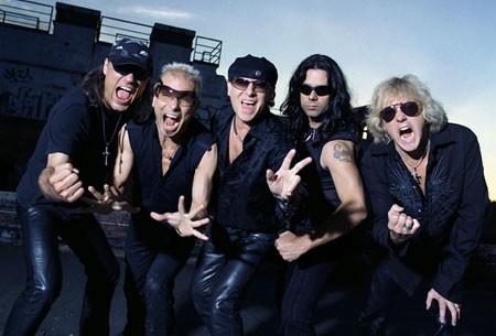Команда Scorpions выступит в Донецке