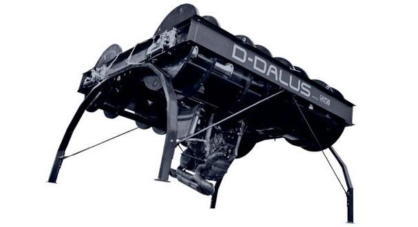 ФОТО: В Ле Бурже продемонстрировали летательное устройство нового вида