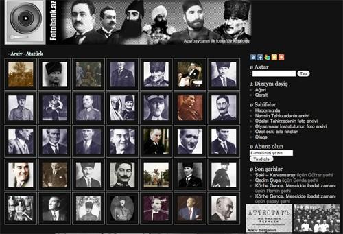 Азербайджанский интернет обзавелся знаменательным фотоархивом