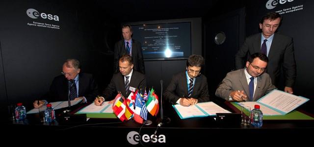 ФОТО: В 2013 году в Европе будет беспилотный космический корабль