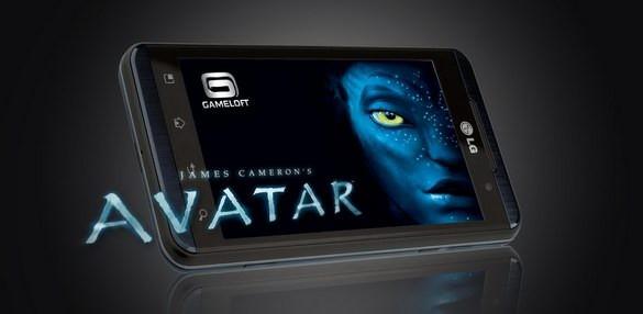 3D-смартфоны «ЭлДжи» Оптимус 3D P920 в реализации с сентября