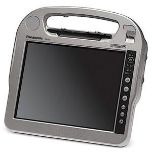 Sony продемонстрировала скоростной планшетник Toughbook H2
