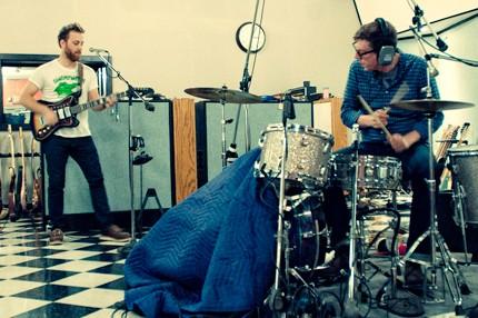 The White Keys закончили запись новой пластинки