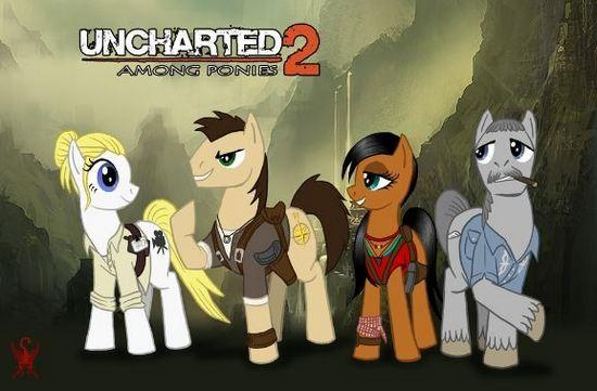 Uncharted 3: Бета-тест - 1,5 млрд. игроков и 2 млн. убийств