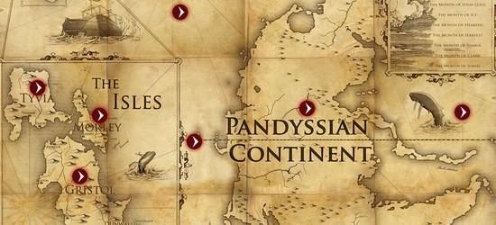 Dishonored: карта мира и журнальные сканы