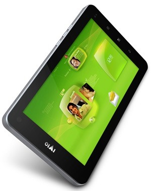 "Ivio MD70: 7"" планшетник-мобильный телефонный аппарат на Андроид 2.2"