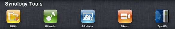 Осмотр: Synology - регулирование NAS с Эпл iPod