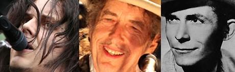 Боб Дилан и Джек Уайт запишут необычные песни Хэнка Уильямса