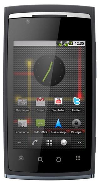 Cosmo DUO: Android-смартфон в 2-ух сетях синхронно