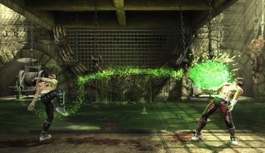 ФОТО: Что такое свежий Mortal Kombat?