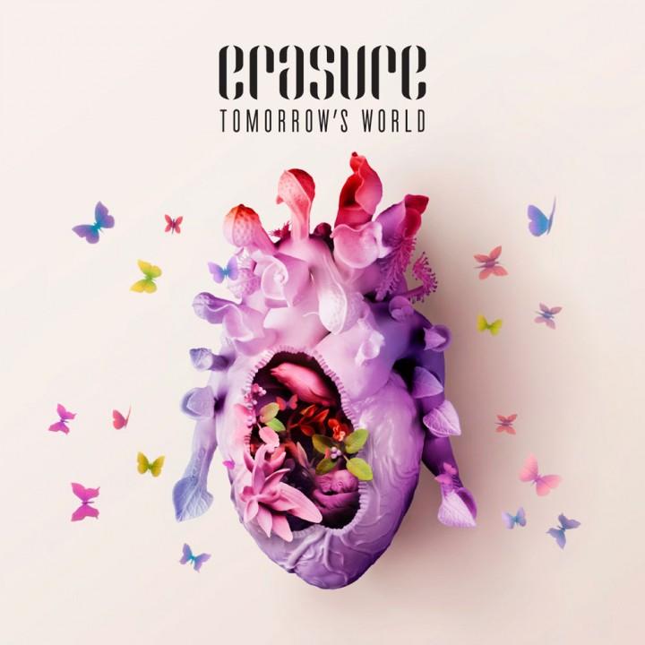 Erasure представили треклист и обложку нового диска