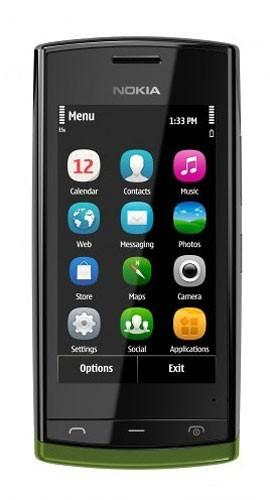 ФОТО: RIM продемонстрировала аж 5 свежих телефонов BlackBerry