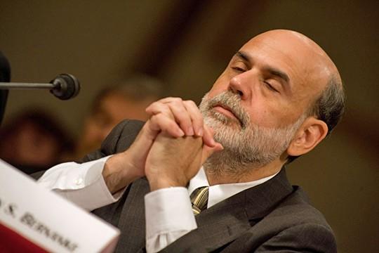 Фондовая США основательно обрушилась в первый раз за 3 года