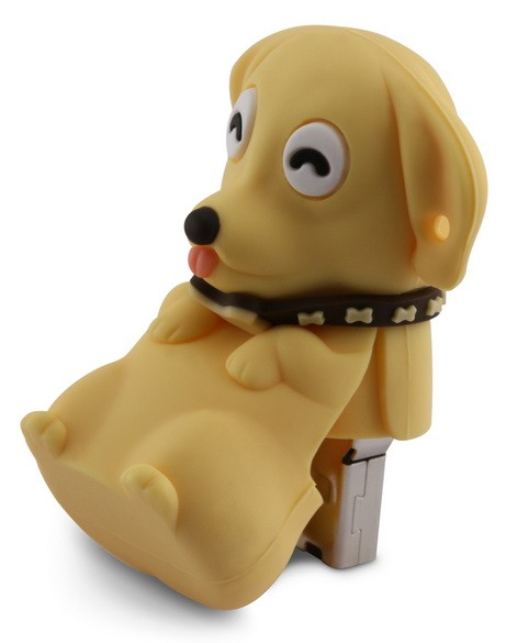 Bone Dog Driver: флешки-собачки