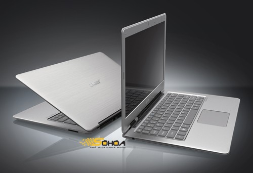 Aspire 3951 Ultrabook - прямая опасность господству MacBook Эйр
