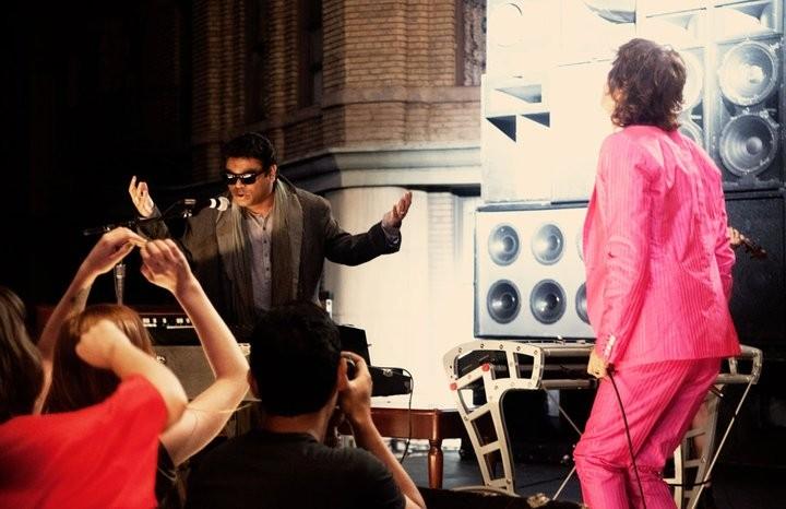 Группа Мика Джаггера объявила компоненты дебютника