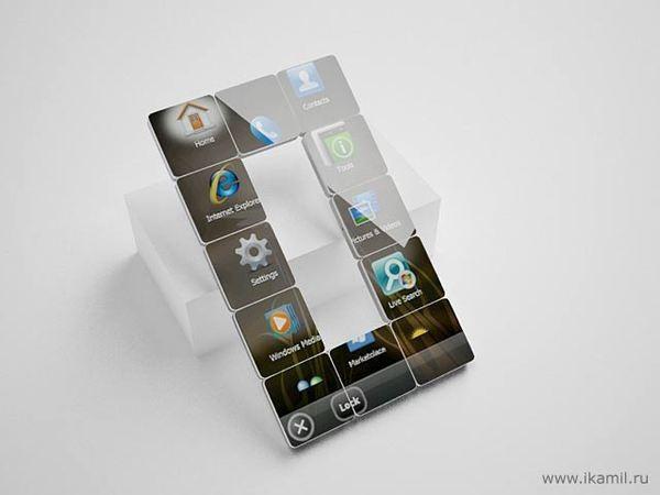 ФОТО: Mobikom - функциональный мобильный концепт