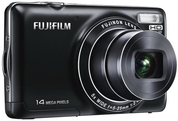 FinePix JX370: камера для ценителей соцсетей