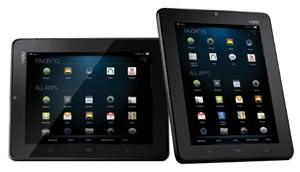 """Vizio начала отгрузка собственного 8"""" планшетника на Андроид 2.3"""