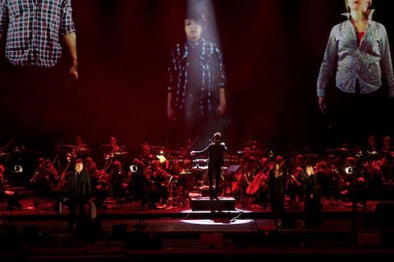Питер Гэбриэл производит свежий оркестровый альбом и 3D-шоу