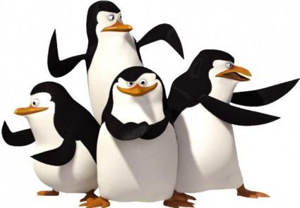 Пингвины — к бою!
