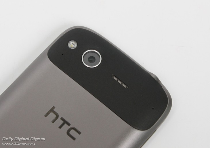 Обзор: HTC Desire С - специалиста телефона