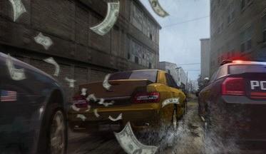 ФОТО: Вся серия игр Driver