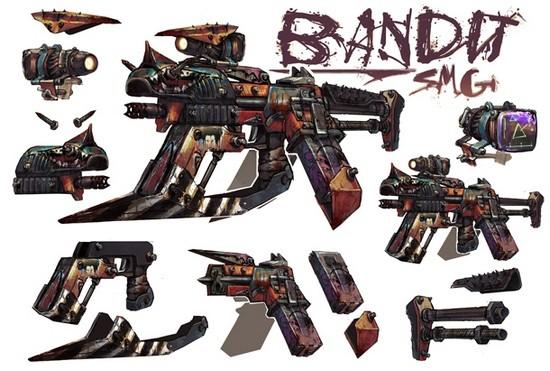 Borderlands 2 (XBOX 360): Оружейные компоненты