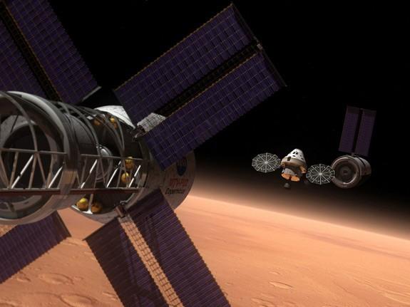 НАСА основательно будет заниматься изучением бездонного вселенной