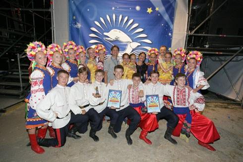 В Скадовске закончился XІІІ пир «Черноморские Игры»