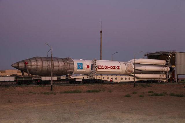 Роскосмос пустит спутник «Экспресс-АМ4»