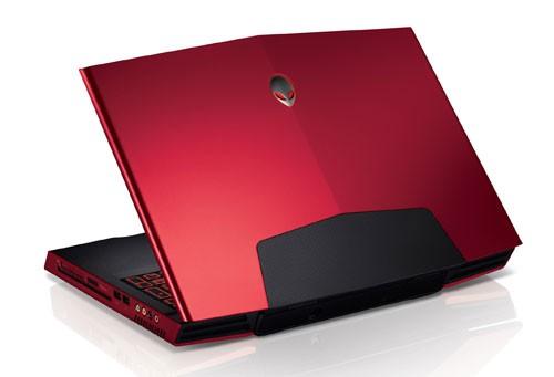 ФОТО: Alienware М11x: игровой мини-ноутбук
