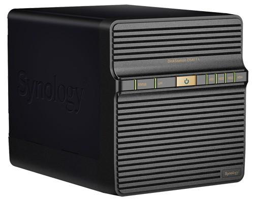 Synology DiskStation DS411: NAS-сервер с обилием функций