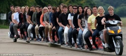 ФОТО: Самый малый концепт Ауди и самый короткий скутер