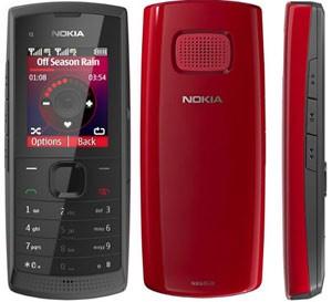 Нокия X1-01: 2 SIM-ки и производительная батарея