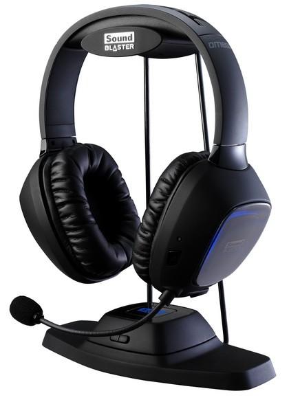 Sound Blaster Tactic3D Omega: игровая супер-гарнитура