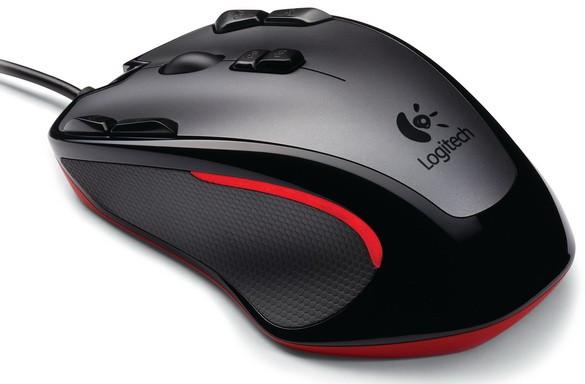 Gaming Mouse G300: ловкая игровая мышь помнит все