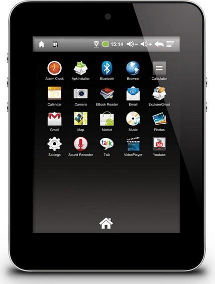 iDx7: прекрасная альтернатива дорогостоящим планшетникам